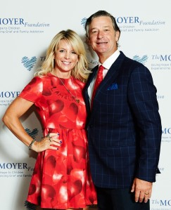 Karen and Jamie Moyer, Founders and Vice Presidents of The Moyer Foundation